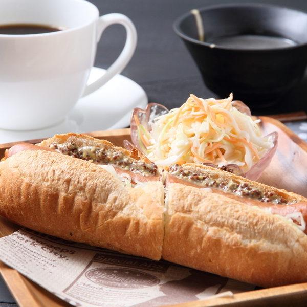 サンドイッチスイーツセット